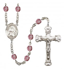 Women's St. Julia Billiart Birthstone Rosary [RBENW8267]