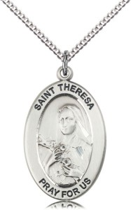 Women's St. Theresa of Foreign Missions Necklace [DM1106]