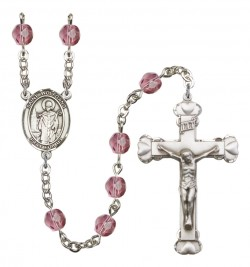Women's St. Wolfgang Birthstone Rosary [RBENW8323]