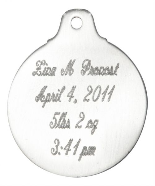 Baptism Blue Child Of God Customizable Snowflake Pewter: Party Invitations Ideas