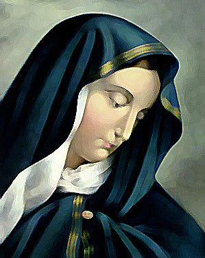 Our Mother Carries Sorrow Away