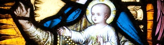Our Lady of the Rosary. The Quintessential Mother.