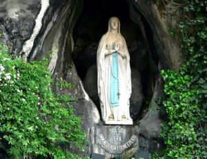 Our Lady of Lourdes in Grotto