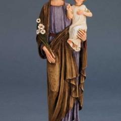St. Joseph, Worker and Husband