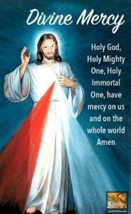Divine Mercy of God