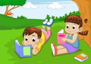 Summer Reading List for Catholic Children