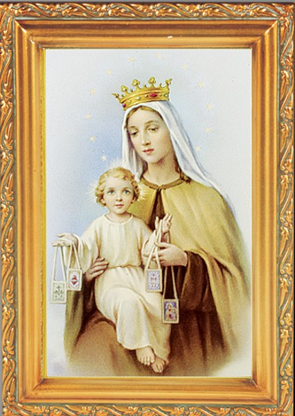 Feast of Our Lady of Mt. Carmel – We Receive Armor from Mary!