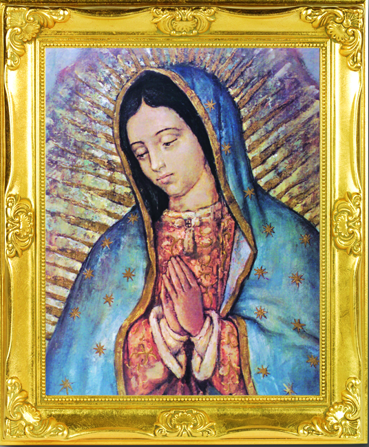 The Grand Conversion Story Our Lady Of Guadalupe December 12th