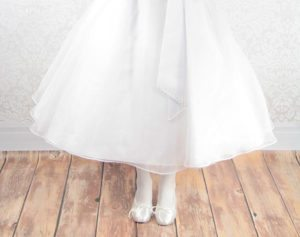 First Communion Dress Length