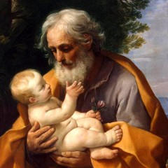 Pray for us Saint Joseph