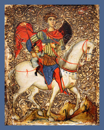 The feast of St. George