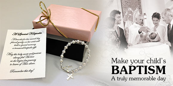 Your Child's Baptism Gifts