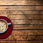 Cappuccino Cross art