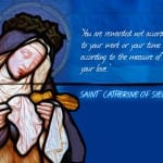 St Catherine Siena