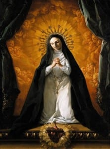 Mary Margaret Sacred Heart