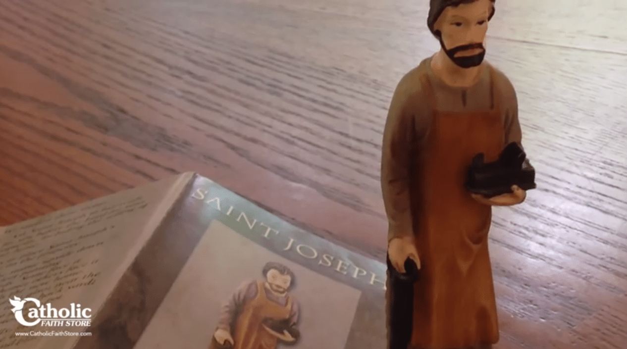 selling your home with a little help from st. joseph - catholic