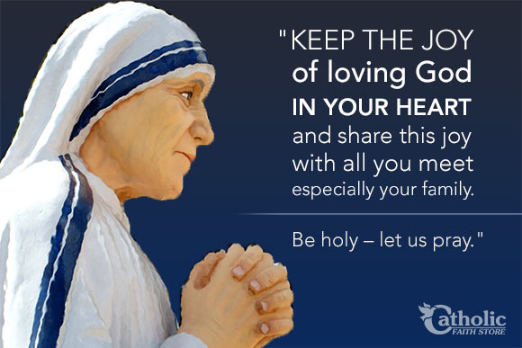 Even in doubt, God has a plan — Blessed Mother Teresa