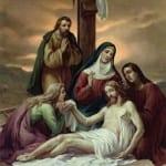 The Sixth Sorrow of Mary