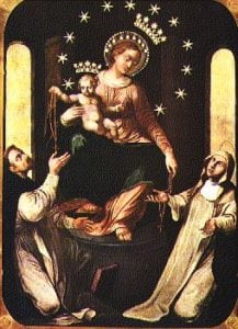 Mary of the Rosary