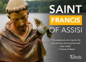 St Francis of Assisi Peace Prayer