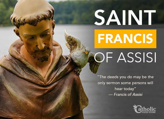 St. Francis of Assisi Peace Prayer