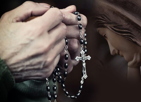 The Feast of Our Lady of the Rosary