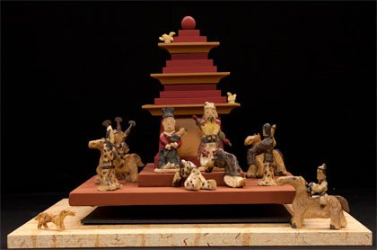 Nativity from Korea