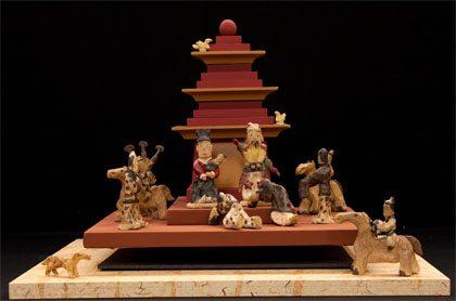 Nativity from Korea