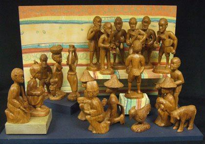 Togo Nativities