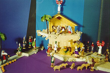 German Nativity