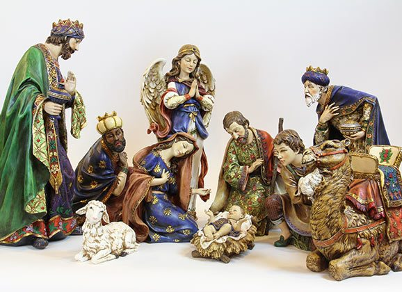 Where Does The Nativity Come From Anyway?