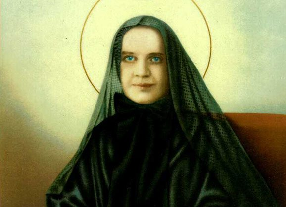 St. Frances Cabrini — First US Citizen to Become a Saint