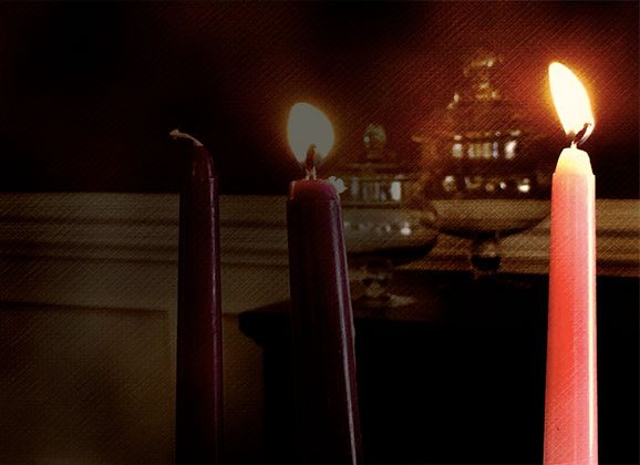 Third Week of Advent – Pink Candle