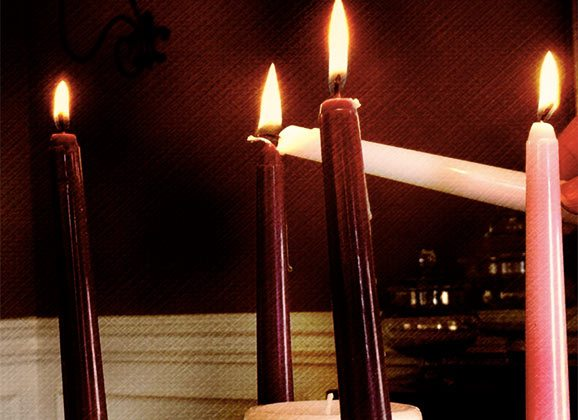 Fourth Week of Advent – The Angel's Candle