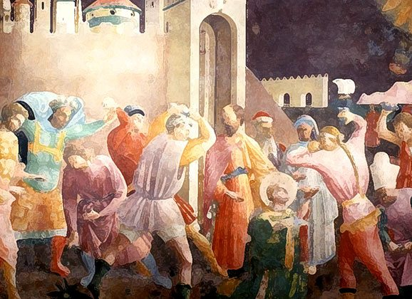 Who is Saint Stephen?