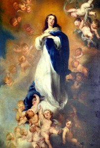immaculate conception Mary