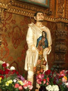 Juan Diego Miracle of the Roses