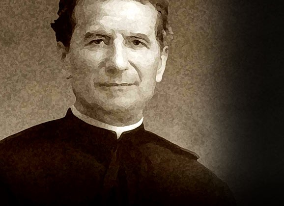 Who is Saint John Bosco?