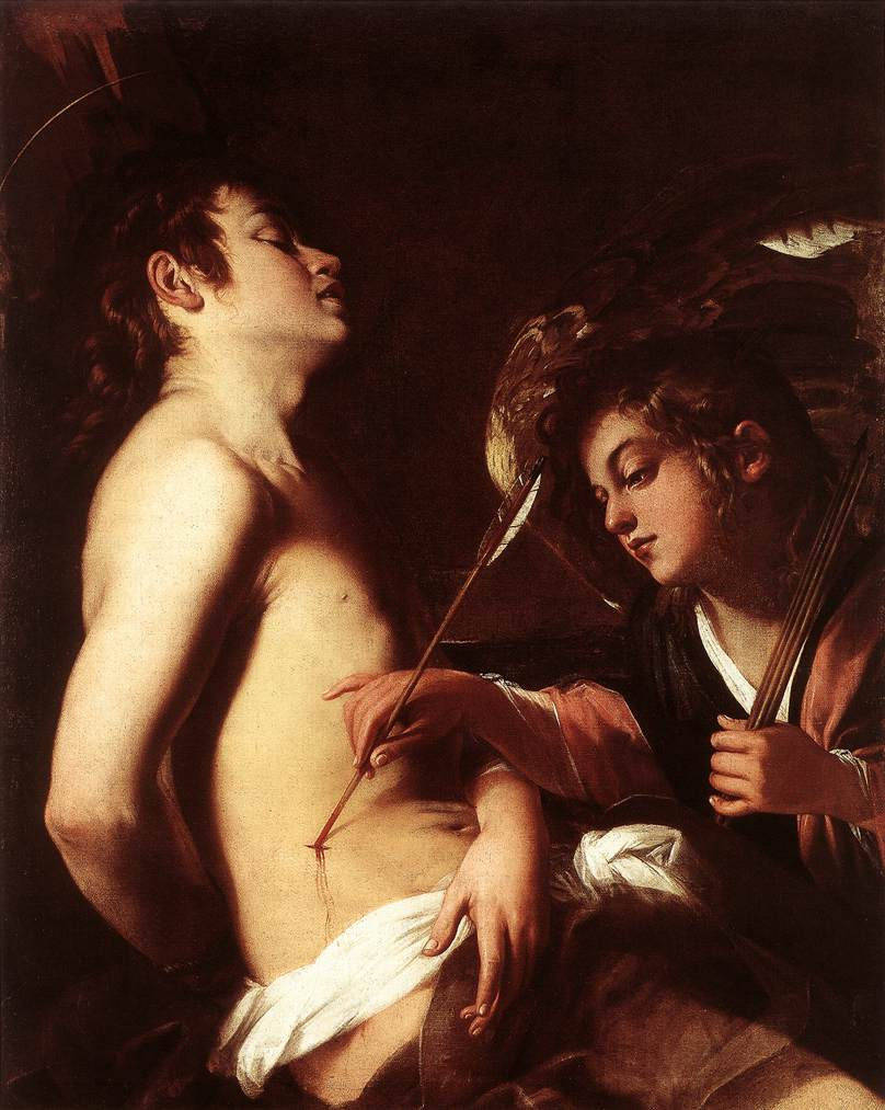 Who is Saint Sebastian?