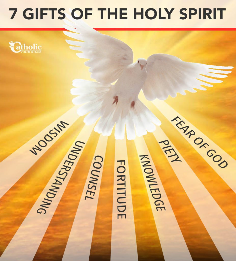 The 7 best gifts one receives at confirmation get your daily 7 gifts from the holy spirit biocorpaavc Image collections