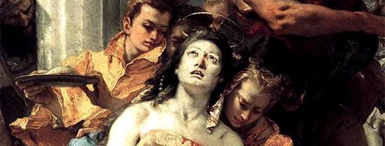 Who is Saint Agatha