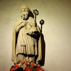 Who is Saint Blaise?