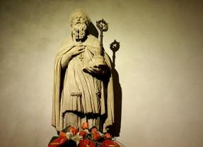 Who is Saint Blaise