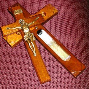 History of Sick Call Crucifixes