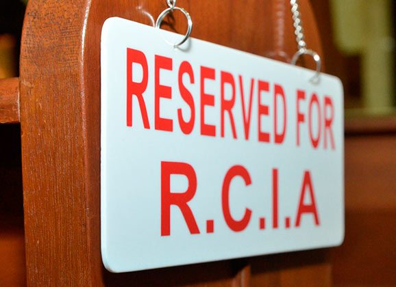 What is RCIA? Rite of Christian Initiation of Adults