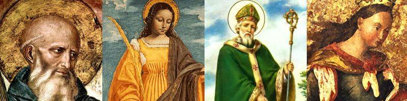 Confirmation Saint Names