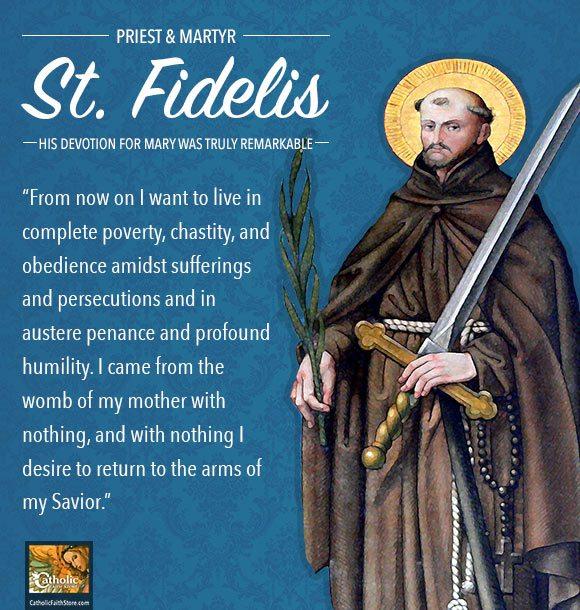Saint Fidelis