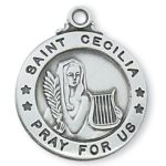 Saint Cecilia Patron of Music