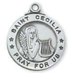 Saint Cecilia Patron of Music