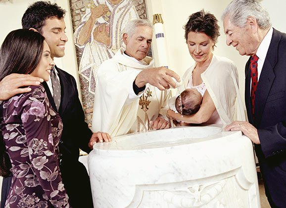 why catholics baptize infants essay The evangelical doctrine of baptism  (whether adults and infants, or adults only)  baptize' just as the passage.